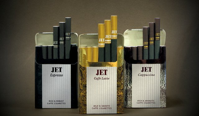 JET Caffe Series Launched