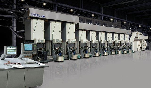 Printing Machine Suppliers Unfazed by Plain Packaging Drive