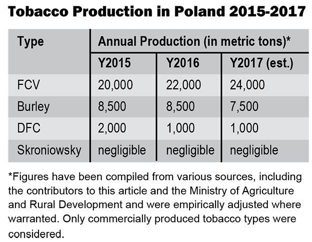 Polish Tobacco: Deserving of More Global Recognition