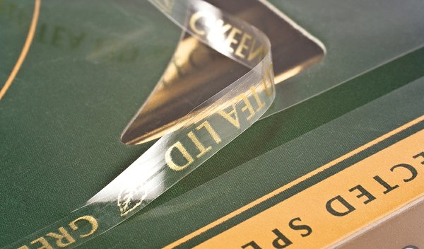 Conquering Counterfeiting with Security Printing