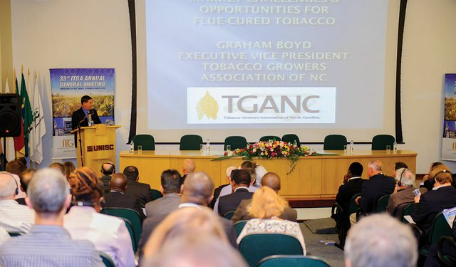 'Diversification' the Key Word at Tobacco Growers Conference