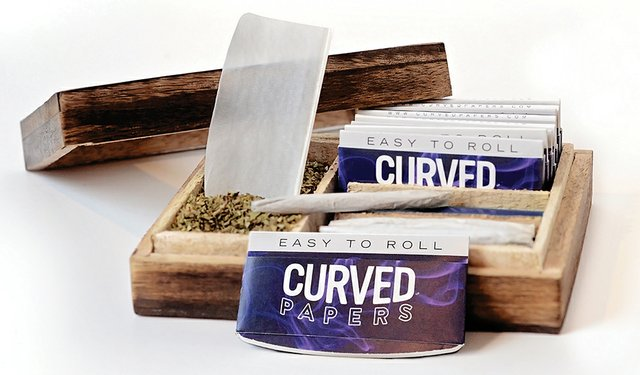 Thinner, Darker, Curved: The Evolution of Rolling Papers