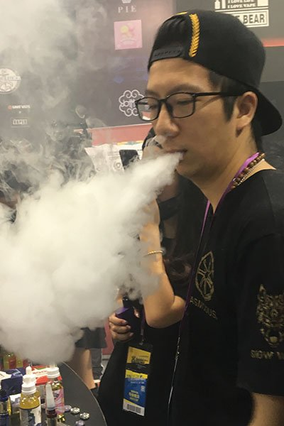 Capital Influx for China's E-Cigarette Market