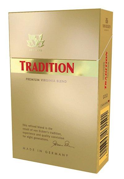 Cigarette Brands: European Royalty