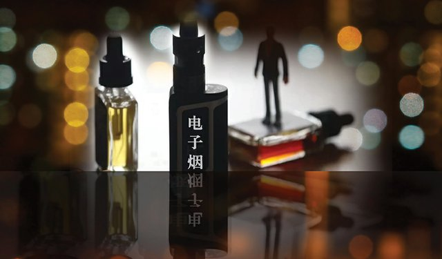 China's E-Cigarette Industry Post-Online Ban