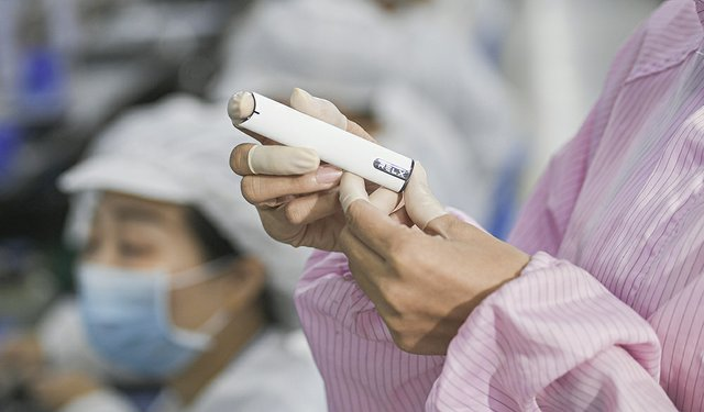China's Vaping Industry Slowly Recovering from Coronavirus