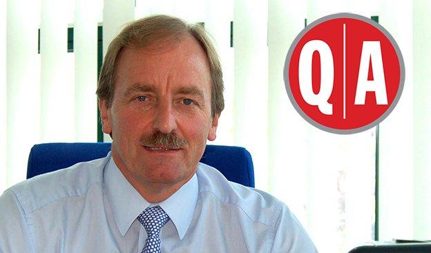 Q&A Ian Benson