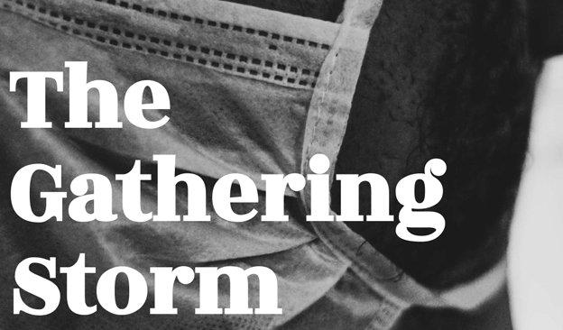The Gtahering Storm Media Banner