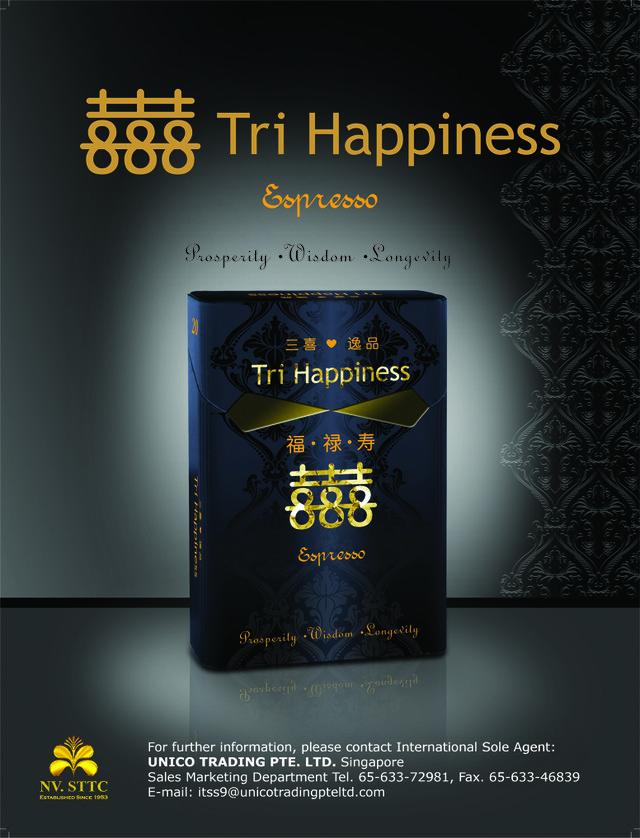 Tri Happiness Espresso