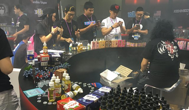 E-Cigarettes No Threat to China's Traditional Markets - Yet
