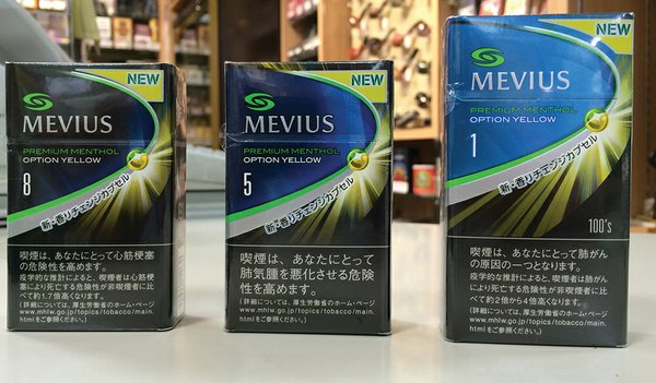 Flavor Capsules Holding Steady in Global Cigarettes