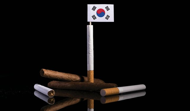 South Korea: Trends for Cigarettes and the Impact of E-Cigarettes